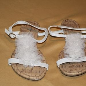 Jaclyn Smith Sandals worn once